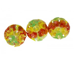 Bullseye Suction Cup Balls (3) Carnival Game Accessory
